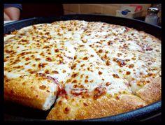 Pizza Hut Dough Recipe! Get That Amazing Pizza Hut Crust At Home!!!!