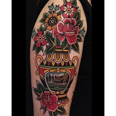 Inspiration for Lovers of Traditional Tattoos