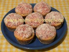 kokosové muffiny Coconut Muffins, Tiramisu, Ale, Cheesecake, Food And Drink, Sweets, Cookies, Baking, Breakfast