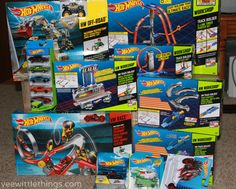 NEW GIVEAWAY!  $50 Hot Wheels Prize Pack (CAN only) ends 5/30 Hot Wheels Track Builder Challenge #HWTrackBuilder @HotWheelsCanada