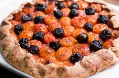 A simple French tart that uses the best of summer fruit! Apricots, peaches, nectarines, plums and berries can all be used in this all-purpose recipe.