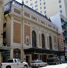 The Curran Theater, San Francisco