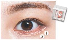 ナチュラルなのに激変!【奥二重】さんの華やかアイ攻略法|VOCE(ヴォーチェ)|美容雑誌『VOCE』公式サイト|鬼木朋子|ビューティニュース|VOCE(ヴォーチェ)|美容雑誌『VOCE』公式サイト Korean Makeup Look, Asian Makeup, Eye Makeup, Makeup Looks, I Am Awesome, Make Up, Eyes, Beauty, Image Title
