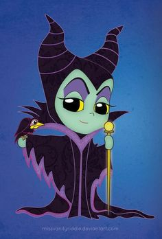 Imagen de disney and maleficent
