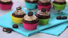 Recette - Cupcakes aux Oreo®