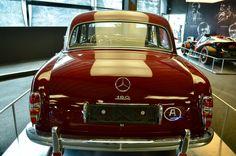 1959 Mercedes-Benz Ponton-190