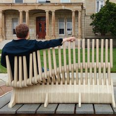 Articulated Seating | Brian Lee | Archinect