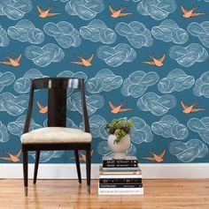 Papier peint! | Ideas for my home | Pinterest | Papier peint ...