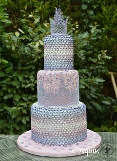 cake yummmm, beauti cake, cake decor, eat cake