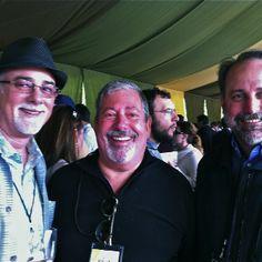 Tim McDonald, Anthony Dias Blue, Greg Walter at Auction Napa Valley