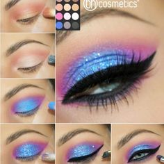 Makeup Trends That Will Blow You Away Related posts: Hot! 2014 Spring-Summer Makeup Trends Make-up Trends 2018 Glitzer Lidschatten Lila Blau Smokey Eyes Fall Face Makeup Looks, Trends & Ideas for Girls & Women 2018 Wedding Makeup 2019 Trends 80s Makeup Trends, Makeup Inspo, Makeup Ideas, Makeup Tips, Makeup Tutorials, Easy Makeup, Cheap Makeup, Makeup Hacks, Makeup Inspiration