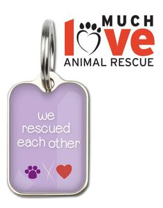 LOVE this from @Ashley Blanke ID + Cate - Much Love Animal rescue winning tag