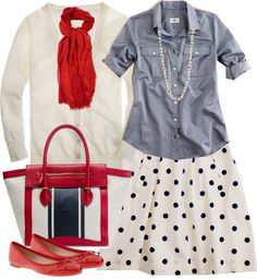 """""""Red"""" by luv2shopmom ❤ liked on Polyvore"""