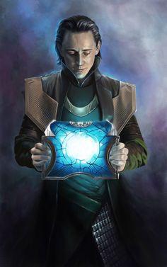 Loki by Annike