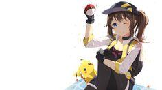 Pikachu Trainer Pokemon Go Wallpaper