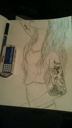 Just sketching