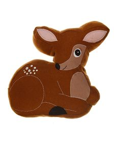 Bambino the Fawn Cushion