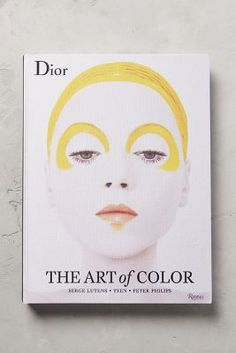 Dior: The Art Of Color | Anthropologie