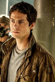 New still about Dylan O´Brien - Thomas in Maze Runner: The Death Cure