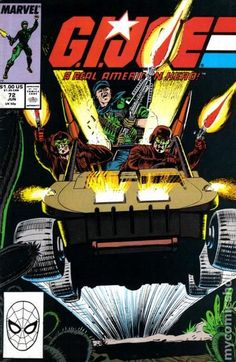 G.I. Joe: A Real American Hero (IDW, 1982) #72