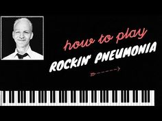 (60) How to play James Bookers Rockin' Pneumonia. New Orleans Piano Tutorial. - YouTube