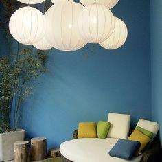 Lampada a sospensione Baloon- design Penta - Penta