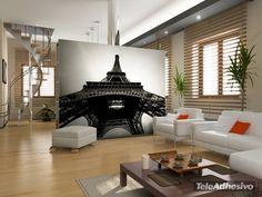 Fotomurales Torre Eiffel 4