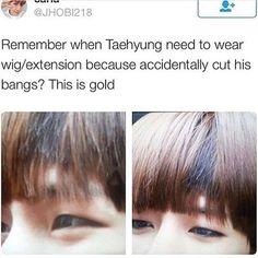 hahaha taehyungie