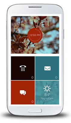 Themer by MyColorScreen - Android Themes in One Click Best Android, Android Apps, Android Theme, Bird Cages, Homescreen, App Design, Technology, Phone, Angels