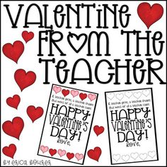 this download is for a free valentines day card you can give your students i
