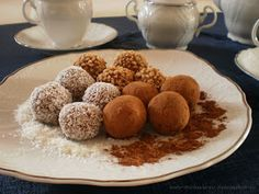 Christmas Sweets, Christmas Cookies, Tiramisu, Yummy Treats, Dog Food Recipes, Bakery, Cheesecake, Deserts, Food And Drink