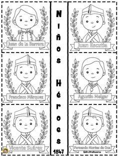 Compañeros y amigos docentes que nos visitan queremos agradecer a Entre profesores por diseñar y compartir con nosotros este Grandioso, útil y sencillo interactivo de los Niños Héroes para aplicar este 13 de Septiembre, día que conmemoramos a nuestros Niños Héroes, estamos seguros que les será de gran utilidad para su labor educativa, muchas gracias por compartir nuestros enlaces en sus redes sociales y etiquetar a sus compañeros y amigos docentes en nuestras publicaciones. English Activities, Activities For Kids, Mexican Celebrations, Mexicans Be Like, Kindergarten, Dual Language Classroom, Mexican Independence Day, Image Fun, Teacher Tools