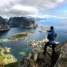Reinebringen (Reine) : 2018 Ce qu'il faut savoir pour votre visite - TripAdvisor  //  #lofoten #moskenes #hamnøy #reinefjord #reinefjorden #reinefjordensjøhus #luxury #highend #luxuryvacation #accommodation #rorbu #rorbuer