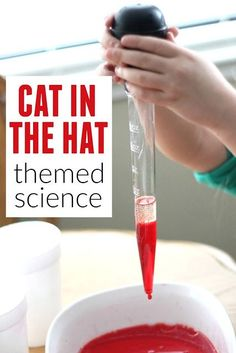 Toddler Approved!: Cat in the Hat Science