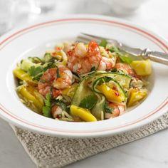 Prawn & Mango Rice salad - Woman And Home