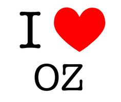 I love OZ