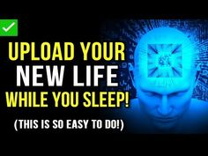 Program Your Mind While You Sleep! (Subconscious Mind Programming) Law of Attraction Meditation Music, Guided Meditation, Bedtime Meditation, Subconscious Mind Power, What Is Law, Mirror Neuron, Books For Self Improvement, Network Marketing Tips, States Of Consciousness