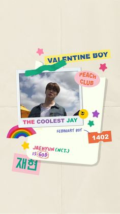 K Wallpaper, Wallpaper Iphone Cute, Cute Wallpapers, Nct Life, Kids Diary, Valentines For Boys, Jung Jaehyun, Jaehyun Nct, Bts Chibi