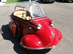 Eye candy: 1955 Messerschmitt KR175   Toronto Star
