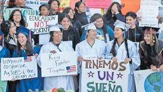 Dreamers: el futuro de 780.000 inmigrantes, en el aire