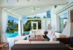 AQUAMARINA VILLA  http://www.stmaarteninvestments.com/real-estate.aspx?id_villa=30&type=sale&utm_source=Pinterest&utm_medium=Pinterest&utm_campaign=magic+bullet   Point Pirouette, St. Maarten Waterfront Villa with 5 Bedrooms/5 Baths featuring: 24hr gated security, on-call medical services, gardening, housekeeping, babysitting, high-speed internet access, satellite TV, airport pick-up, private chef/catering, floral arrangement, grocery shopping & stocking, mobile phone rental, event planning
