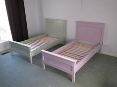 Farmhouse Toddler Beds