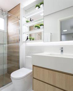 VP Arquitetos (@vparquitetos) • Fotos e vídeos do Instagram Sweet Home, Alcove, Bathtub, Bathroom, Gabriel, Instagram Posts, Led, Condo Bathroom, Stairs