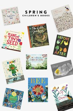 My favorite children's book for spring. Find them all on the Fresh Exchange Online Shopping Clothes, Clothes For Sale, Montessori Books, Outfit Online, New Fashion Clothes, Clever Halloween Costumes, Spring Books, Bookshelves Kids, Cool Science Experiments