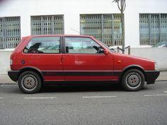 Fiat Uno Turbo turbo