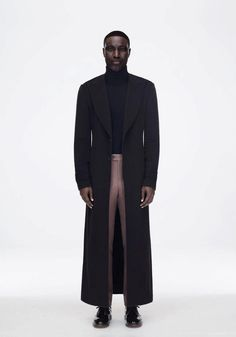 ADRIEN SAUVAGE'S 'DRESS EASY' AW '12COLLECTION
