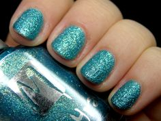 Dóra, the nail polish addict: Moyra Sand Effect - No. 853 Jasmine's wish