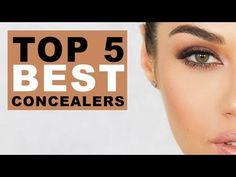 TOP 5 BEST CONCEALERS | Eman
