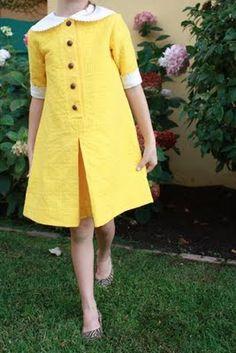 Making Stuff: Yellow Again? | This Mama Makes Stuff