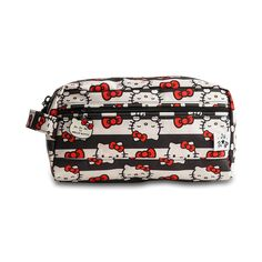 14f3ba061 Ju-Ju-Be for Hello Kitty Dots & Stripes Be Dapper Hello Kitty Bag